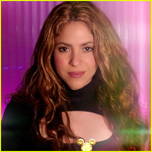 Shakira Sings Her 'Zootopia' Song 'Try Everything' For The Disney Family Singalong Vol II