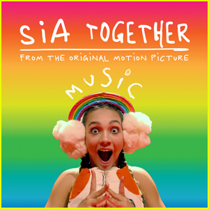 Sia Debuts New Single 'Together' & Colorful Music Video From Upcoming Movie 'Music' Starring Maddie Ziegler - Watch!