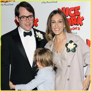 Sarah Jessica Parker Celebrates 23rd Wedding Anniversary With Matthew Broderick