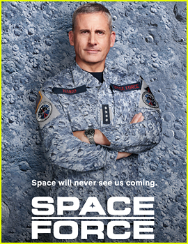 'Space Force' Trailer Promises a Hilarious New Netflix Comedy - Watch Now!