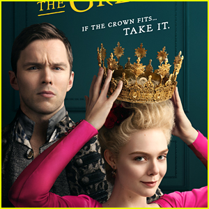 See How Fans Are Reacting To Elle Fanning & Nicholas Hoult's New Hulu Show 'The Great'!