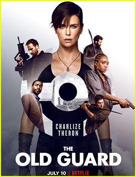 Charlize Theron Stars in Netflix's 'The Old Guard' - Watch the Trailer!