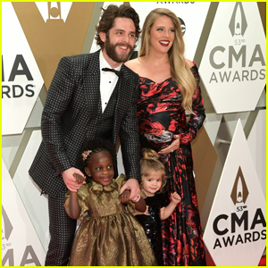Thomas Rhett & Lauren Akins Emotionally Speak Out About Their Adopted Black Daughter Amid George Floyd Protests