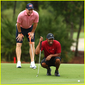 Tiger Woods & Peyton Manning Beat Tom Brady & Phil Mickelson During 'The Match' Charity Golf Tournament