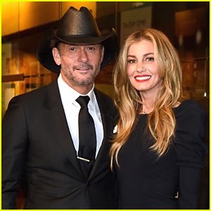 Tim McGraw Dishes On Quarantine Life With Wife Faith Hill: 'We're Doing Well'
