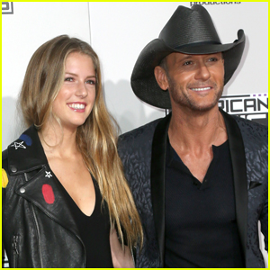 Tim McGraw Is 'Really Proud' of Daughter Maggie Feeding Frontline Workers During Pandemic