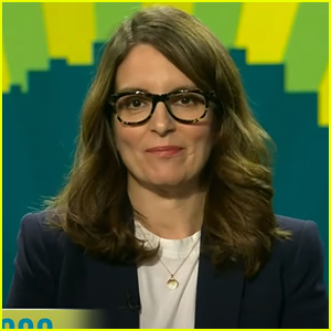 Tina Fey Gets Emotional Over Donation Amount For COVID-19 Telethon