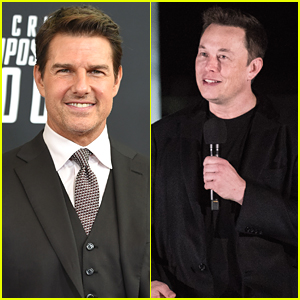 Tom Cruise Will Shoot a Movie in Space With Elon Musk's Space X