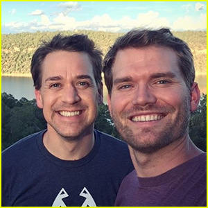 Grey's Anatomy's T.R. Knight Celebrates 10 Year Anniversary of Meeting Husband Patrick Leahy