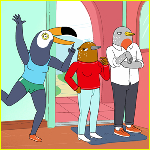 'Tuca & Bertie' Gets Picked Up by Adult Swim After Being Canceled by Netflix!