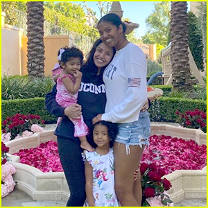Vanessa Bryant Shows Off Thoughtful Mother's Day Gift From Daughters in First One Without Kobe