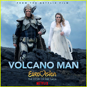 Will Ferrell Drops 'Volcano Man' Song from His Upcoming 'Eurovision' Movie for Netflix!