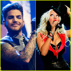 Adam Lambert Reveals He Was Supposed to Tour With Christina Aguilera This Summer Before the Pandemic!