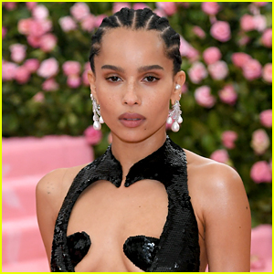 Zoe Kravitz Gets Really 'Offended' By This Question About Her Personal Life
