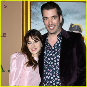 Zooey Deschanel Throws Jonathan Scott 'Game of Thrones' Inspired Murder Mystery Party for His Birthday!