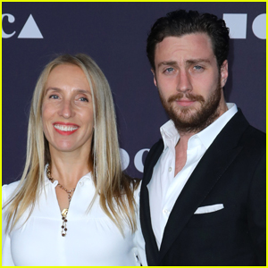 Aaron & Sam Taylor-Johnson Are Celebrating Eight Years of Marriage!