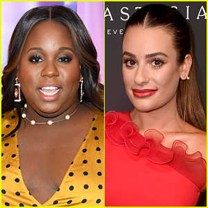 Glee's Alex Newell Reacts to Lea Michele Allegations: 'Get Her'