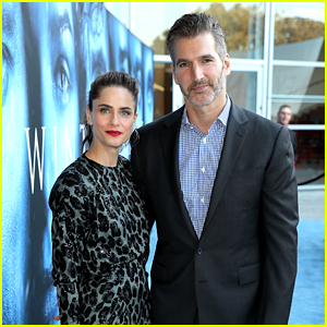 Amanda Peet, Who Is Married to 'Game of Thrones' Show Creator, Reveals What She Thought of Finale