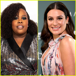 Amber Riley Addresses Lea Michele Racism Allegations