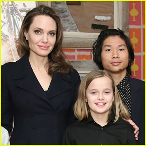 Angelina Jolie Reveals Her Daughter Vivienne's Bunny Died During Lockdown