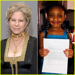 Barbra Streisand Sends a Disney Gift to George Floyd's 6-Year-Old Daughter Gianna