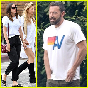 Here's What Ben Affleck & Ana de Armas Were Up to This Week