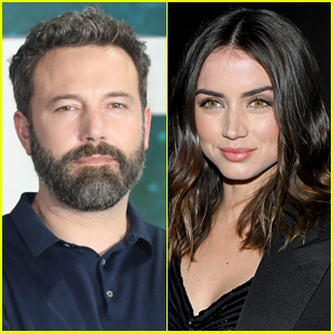 Ben Affleck & Ana de Armas Pack On the PDA During Double Date with Another Celeb Couple!