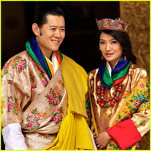 Bhutan's King Jigme & Queen Jetsun Share First Images Of Second Born Child