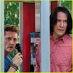 Keanu Reeves & Alex Winter Are Back for 'Bill & Ted Face the Music' Trailer!
