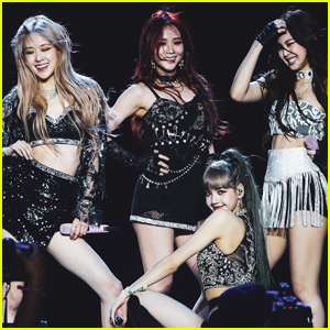 Blackpink Drops Exciting Music Video Teaser For How You Like That Watch Blackpink Jennie Jisoo K Pop Lisa Music Rose Video Just Jared