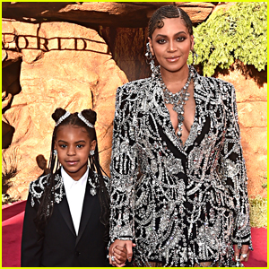 Blue Ivy Carter Wins Her First BET Award for 'Brown Skin Girl' Song with Mom Beyonce!