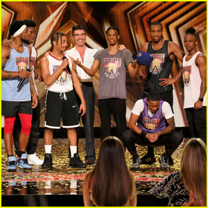 Bronx-Based Dance Crew Gets Simon Cowell's Golden Buzzer on 'America's Got Talent' - Watch!