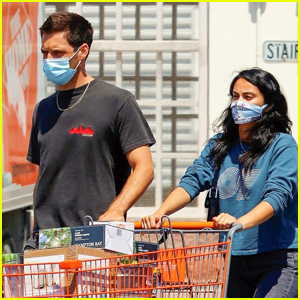 Camila Mendes & New Boyfriend Grayson Vaughan Do Some Shopping Together