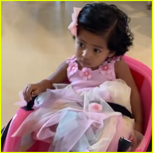 Vanessa Bryant Says Baby Daughter Capri Is 'Driving Like Her Daddy' - Watch!