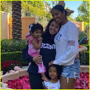 Vanessa Bryant Celebrates Daughter Capri's First Birthday in Emotional Post