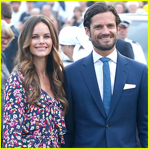 Sweden's Prince Carl Philip & Princess Sofia Celebrate 5th Wedding Anniversary With Never Before Seen Pics
