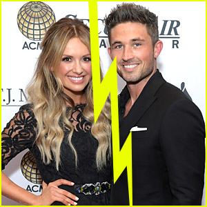 Country Star Carly Pearce & Husband Michael Ray Split After Less Than a Year of Marriage