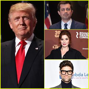 Pete Buttigieg, Justin Mikita, Debra Messing & More React To Trump Administration Moving to Block LGBTQ Couples From Adopting