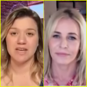 Kelly Clarkson & Chelsea Handler Reveal How Therapy Helped Heal Past Trauma - Watch (Video)