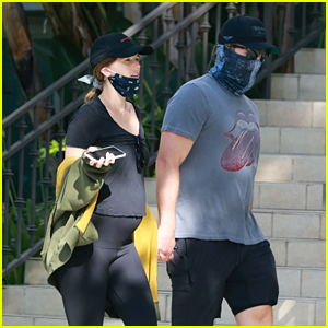 Chris Pratt & Katherine Schwarzenegger Kick Off Their Week Together
