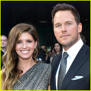 Chris Pratt Jokes About Why Katherine Schwarzenegger Was Single When They Started Dating