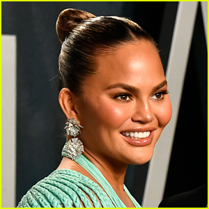 Chrissy Teigen Gets a Breast Implant Removal Cake After Her Successful Surgery