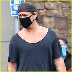 Colin Farrell Almost Starred With Jude Law in a 'Batman Vs. Superman' Movie