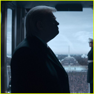 'The Comey Rule' Shows Brendan Gleeson as Donald Trump in First Look