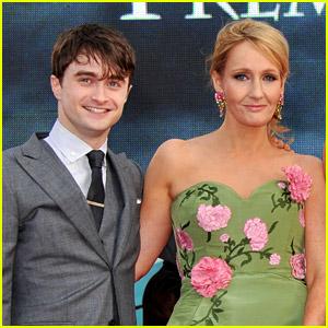 Daniel Radcliffe Responds to J.K. Rowling's Tweets: 'Transgender Women Are Women'