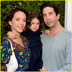 David Schwimmer's 9-Year-Old Daughter Cleo Shaves Her Head!