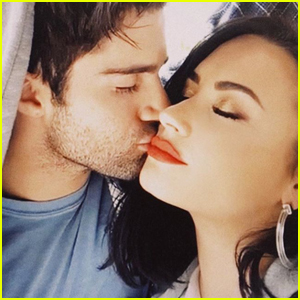 Demi Lovato Pens Sweet Love Note to Boyfriend Max Ehrich on His Birthday!