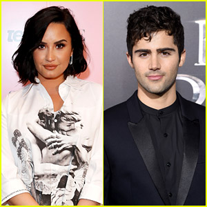 Demi Lovato Kisses Max Ehrich In Gorgeous Getaway Pictures on Instagram