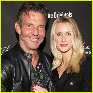 Dennis Quaid Addresses 39 Year Age Difference Between Himself & New Wife Laura Savoie