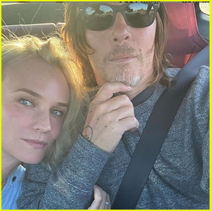 Diane Kruger Wishes 'Most Handsome' Norman Reedus a Happy Father's Day